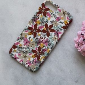NEW  iPhone XR Floral pattern case